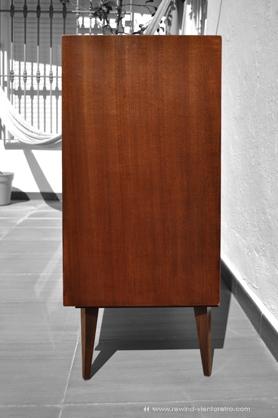 Radiograma Grundig en rewind-vientoretro