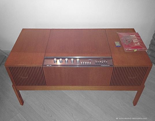 Radiograma His Master´s Voice en www.rewind-vientoretro.com