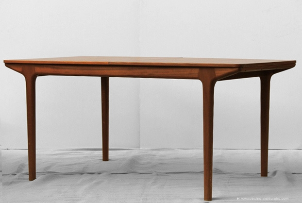 Mesa mcintosh rewind viento retro muebles vintage y for Mesas de comedor vintage baratas