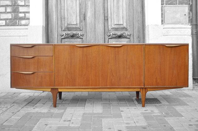 Aparador mcintosh rewind viento retro muebles vintage - Muebles daneses anos 50 ...