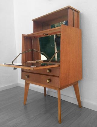 Mueble Bar Vintage Rewind Viento Retro Muebles Vintage