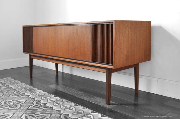 Beomaster bang olufsen rewind viento retro muebles vintage y tocadiscos de los a os 60 - Muebles anos 60 ...