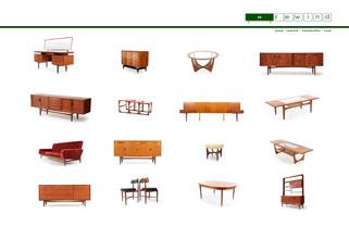Muebles daneses anos 50 dise os arquitect nicos - Muebles anos 50 madrid ...